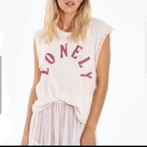 Wildfox lonely Tank xs